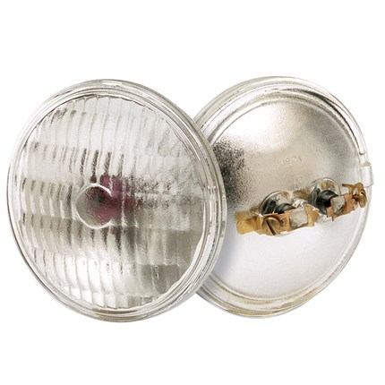 300PAR56/WFL Satco S4811 300 Watt 120 Volt Incandescent - Sealed Beam Lamp