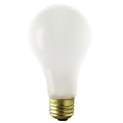 150A21/TF Satco S4883 150 Watt 130 Volt Incandescent Lamp