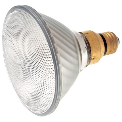 250PAR38/CAP/SP Satco S4948 250 Watt 120 Volt Halogen Lamp