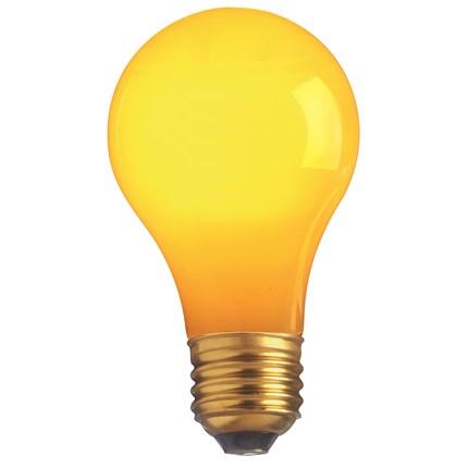 60A/Y Satco S4987 60 Watt 130 Volt Incandescent Lamp