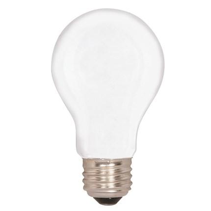75A/67/SS Satco S4992 67 Watt 130 Volt Incandescent Lamp