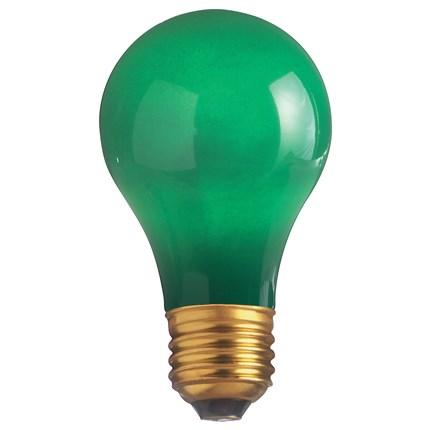 25A/G Satco S6091 25 Watt 130 Volt Incandescent Lamp