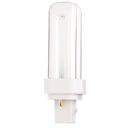 CF13DD/827 Satco S6717 13 Watt 120 Volt Compact Fluorescent Lamp