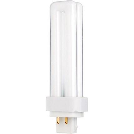 CF18DD/E/835 Satco S6735 18 Watt 120 Volt Compact Fluorescent Lamp