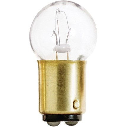 90 MIN (10 Pack) Satco S6949 8 Watt 13 Volt Miniature Lamp
