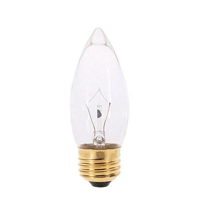 60B11/TF Satco S7010 60 Watt 130 Volt Incandescent Lamp