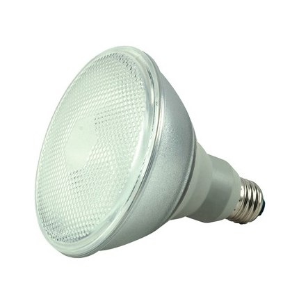 23PAR38/50 Satco S7203 23 Watt 120 Volt Compact Fluorescent Lamp