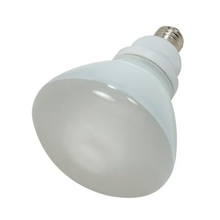 23R40/27 Satco S7241 23 Watt 120 Volt Compact Fluorescent Lamp