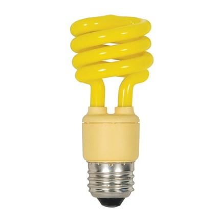 13T2/Bug Satco S7267 13 Watt 120 Volt Compact Fluorescent Lamp