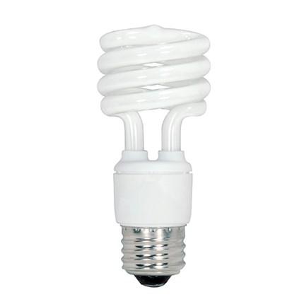 13T2/27 Satco S7268 13 Watt 12 Volt Compact Fluorescent Lamp