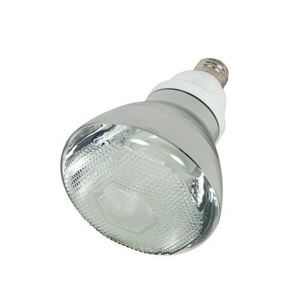23BR38/50 Satco S7276 23 Watt 120 Volt Compact Fluorescent Lamp