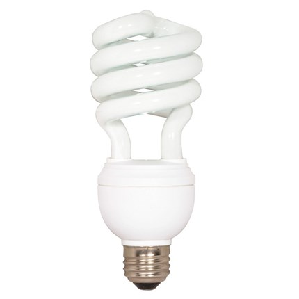 12/20/26T4/50 Satco S7343 46376 Watt 120 Volt Compact Fluorescent Lamp