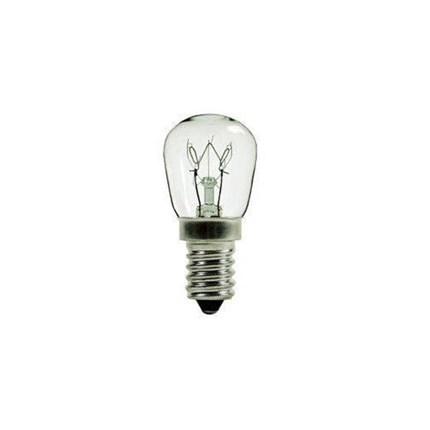 PYGMY/15T8/220V/E14 Satco S7941 15 Watt 220 Volt Incandescent Lamp