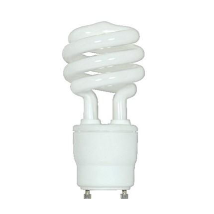 13T2GU24/41 Satco S8208 13 Watt 120 Volt Compact Fluorescent Lamp