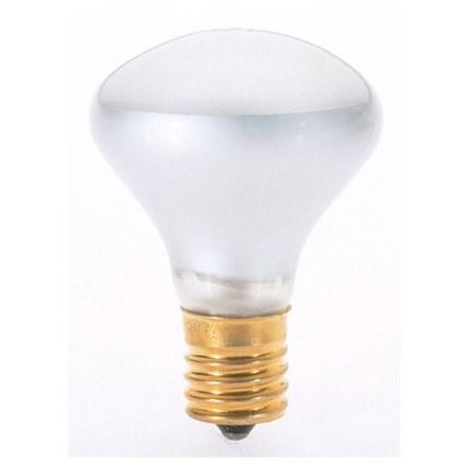 45R20/5M Satco S8519 45 Watt 130 Volt Incandescent Lamp