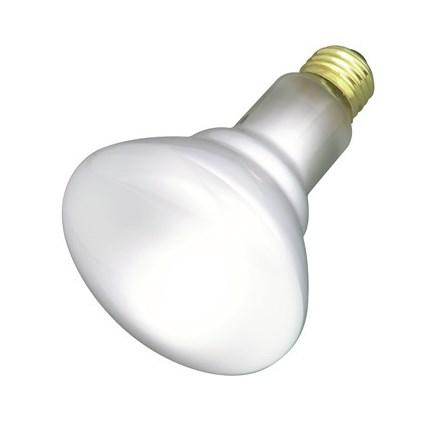 65BR40/FL Satco S8521 65 Watt 130 Volt Incandescent Lamp