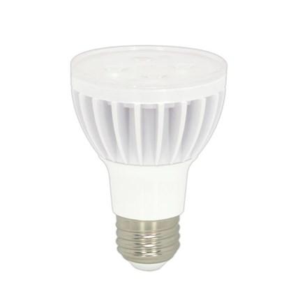 7PAR20/LED/40'/3500K/WH/IP65 Satco S9014 7 Watt 120 Volt LED Lamp