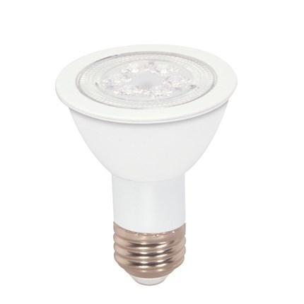 7PAR20/LED/40'/3000K/D Satco S9082 7 Watt 120 Volt LED Lamp