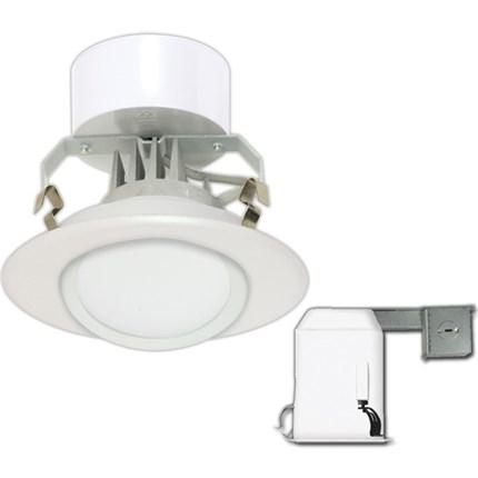 10.4WLED/RDL/4/GBL Satco S9120 10.4 Watt 120 Volt LED Lamp