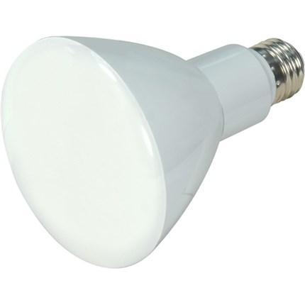10BR30/LED/3000K/800L/D Satco S9134 10 Watt 120 Volt LED Lamp