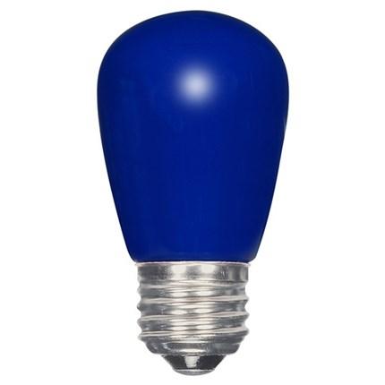1.4W S14/BL/LED/CD Satco S9172 1 Watt 120 Volt LED Lamp