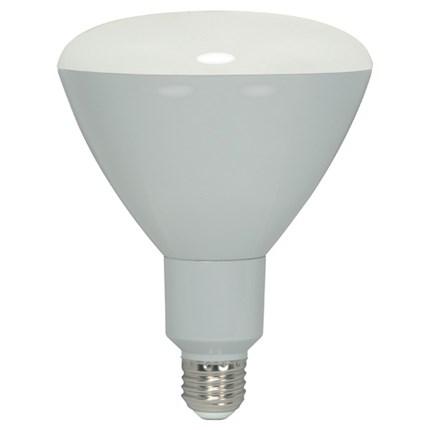17BR40/ E26/ 5000K/ Dimmable Satco S9183 17 Watt 120 Volt LED Lamp