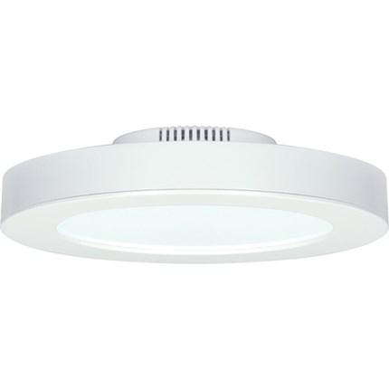 13.5W/LED/7 FLUSH/27K Satco S9190 14 Watt 120 Volt LED Lamp