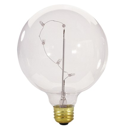 ST-G40 Bulbrite 716350 5 Watt 130 Volt Incandescent Lamp