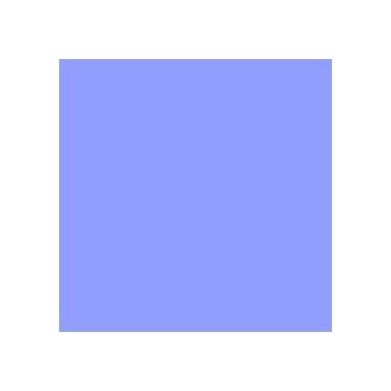 Rosco Roscolux R365 Tharon Delft Blue 20
