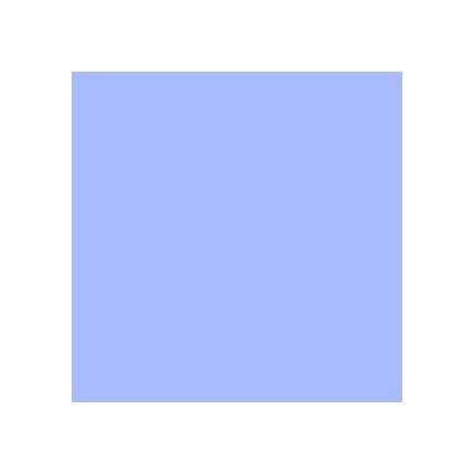 Rosco Roscolux R362 Tipton Blue 20